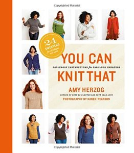 you can knit that cover