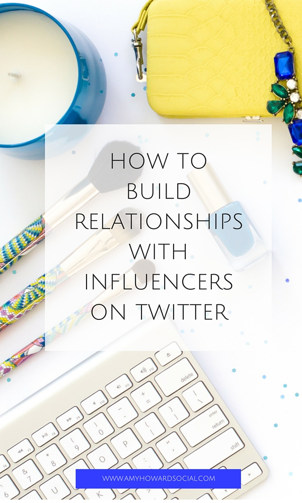 Want to build relationships with influencers on Twitter? Follow these easy to implement steps and start building relationships on Twitter today!