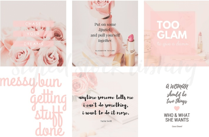 Having a cohesive Instagram feed is one of the key elements to growing your Instagram following. Here are 5 steps to creating a cohesive Instagram feed so you can quickly build your audience!