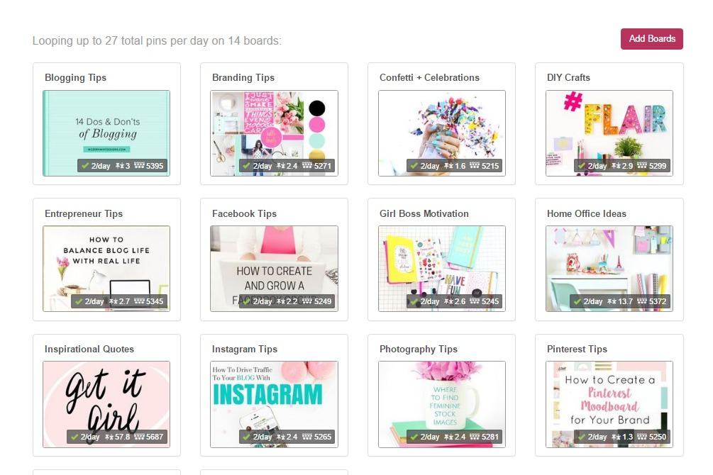 Wow! Want more Pinterest followers? Take a look at How to Gain Thousands of Pinterest Followers While You Sleep, hint {Boardbooster}!