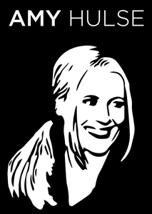 Logo for Amy Hulse model talent
