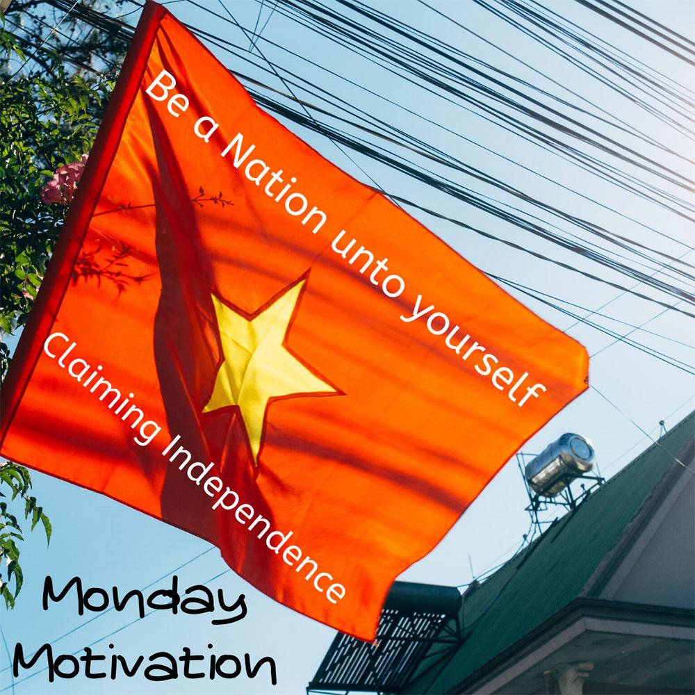 Amy Jean Monday Motivation