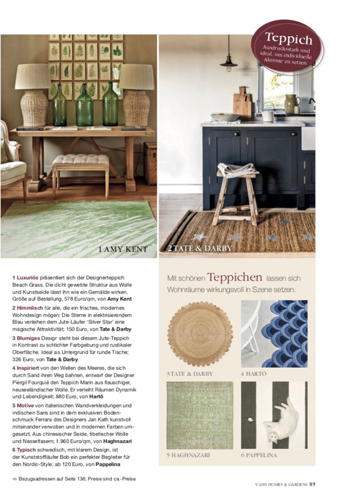 Homes & Gardens Germany Oct 19