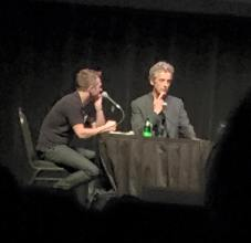 Peter Capaldi at the Nerdist podcast
