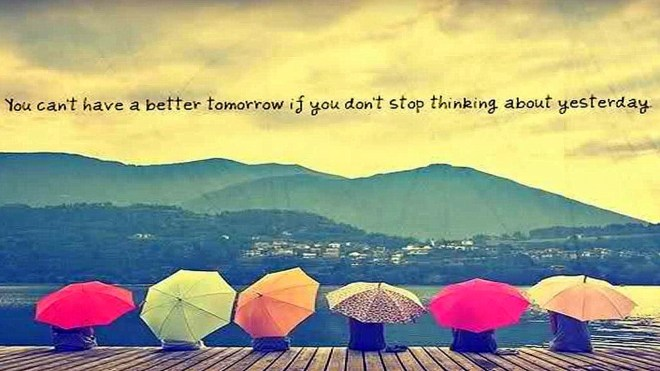tumblr-wallpapers-vintage-quotes-hd-you-cant-have-a-better-tomorrow-pictures-photos-and-images-wallpaper