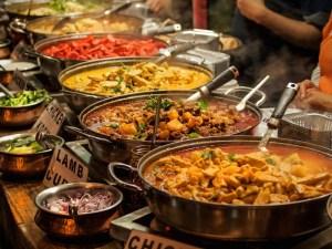 Deepavali-Singapore-Little-India-Food