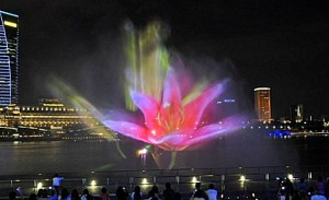 light-and-water-show