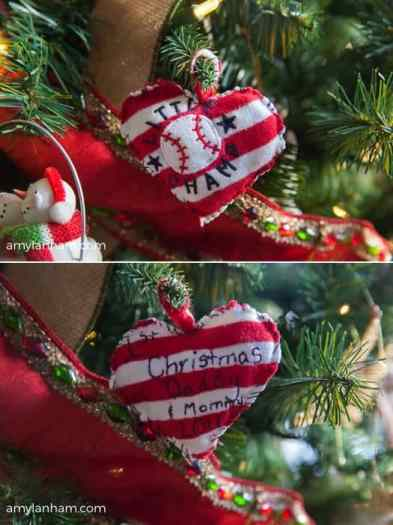 hand made ornament