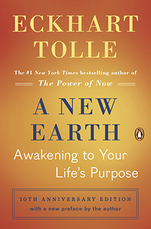 A new Earth-Eckhart-Tolle