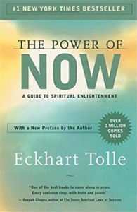 Book: The Power of Now by Eckart Tolle