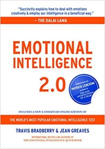 Emotional Intelligence 2.0 by Travis bradberry and Jean Graves