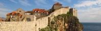 Dubrovnik, Croatia city walls