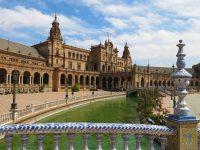 Seville's Spanish Pavilion