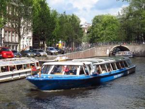 Take a boat tour.