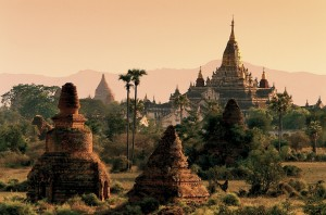 Bagan. Copyright Abercrombie-Kent Picture Library.