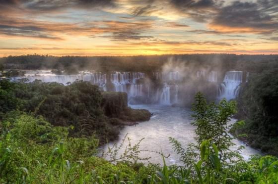 Iguazu Falls. Credit Adventure Life.
