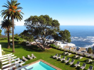 View from Ellerman House. Credit Amy Laughinghouse.