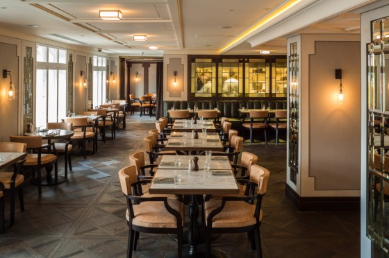Lanes of London - restaurant