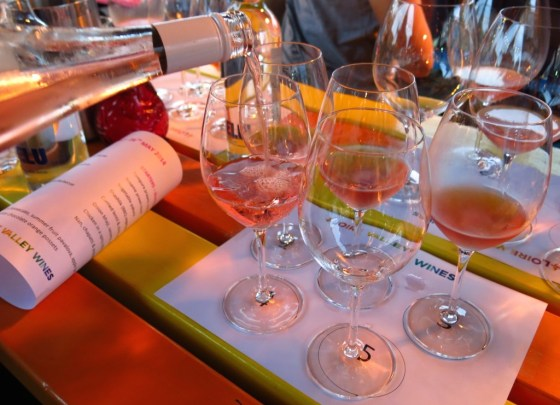 Looking at life through rose-colored glasses with a little help from Rosé d'Anjou Loire Valley wine