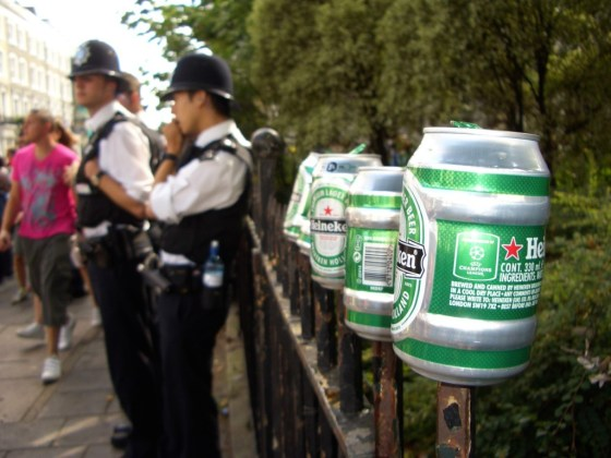 Let this be a warning to the other cans of Heineken.