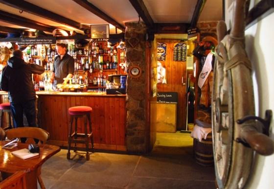 The Turks Head pub on St. Agnes.