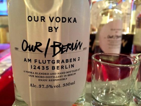Berlin in a bottle.