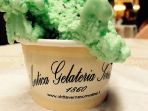Sorrento Antica Gelateria gelato