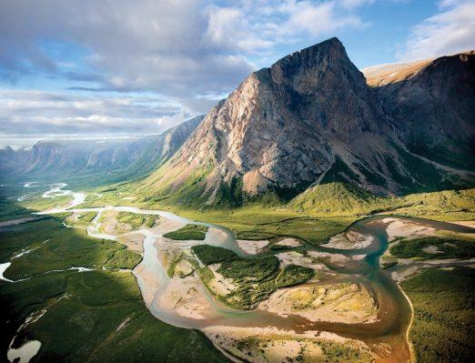 Torngat Mountains National Park. Credit Newfoundland and Labrador Tourism