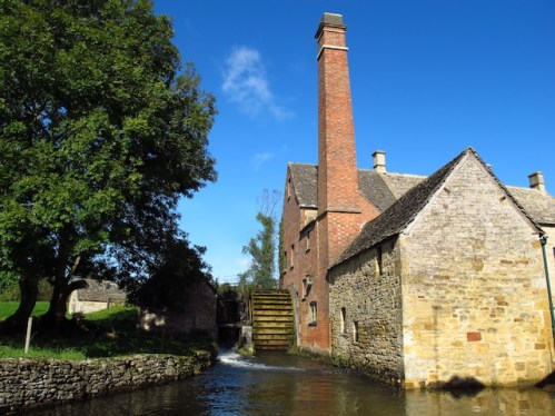 Lower Slaughter, Cotswolds, England