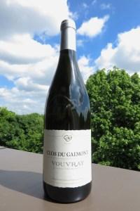 Clos du Gaimont Vouvray Sec Loire 2015