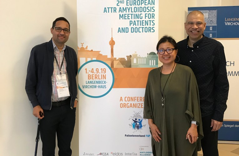 2nd European ATTR Amyloidosis Meeting for Patients and Doctors