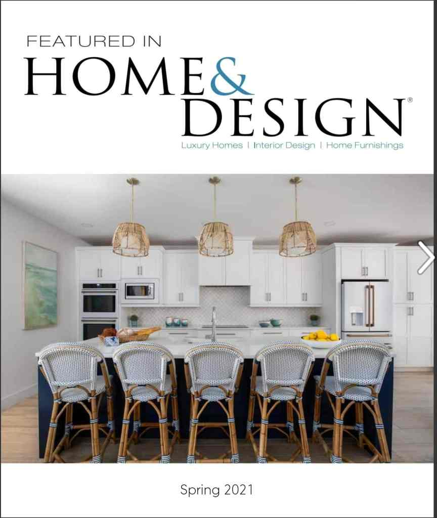 Home & Design Spring 2021