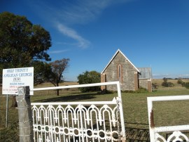 The Holy Trinity Anglican Church, Mollong, NSW
