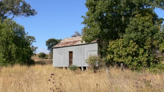 Abandoned House, Euchareena, NSW