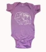 Elephant Love Infant Onesie