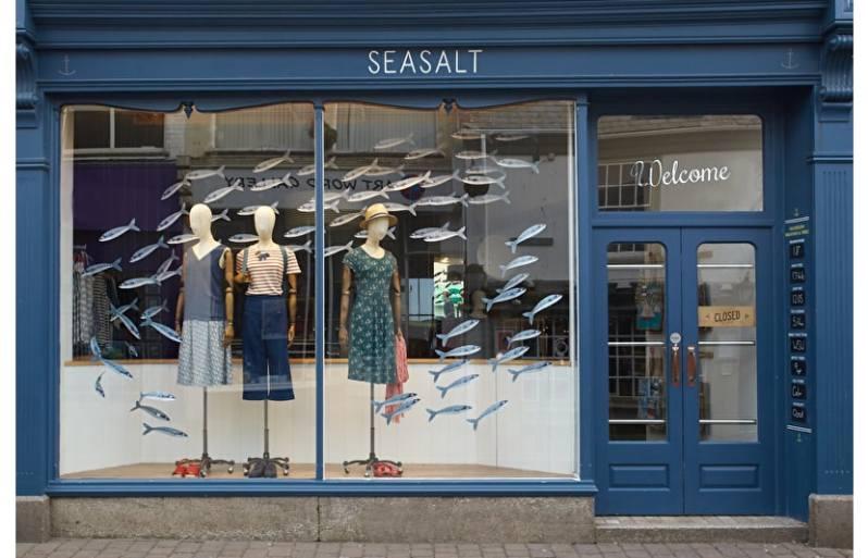 Sea Salt shop front
