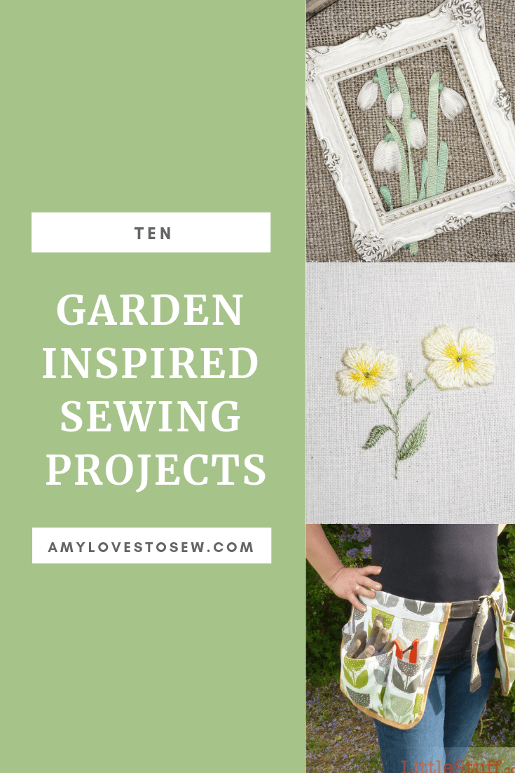Garden Sewing Projects