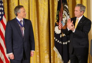 GWB: Ceremony for 2009 Recipients of the Presidential Medal of Freedom.