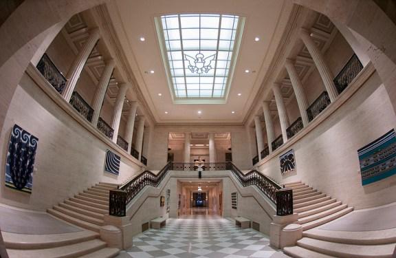 Federal Reserve Eccles Building photo