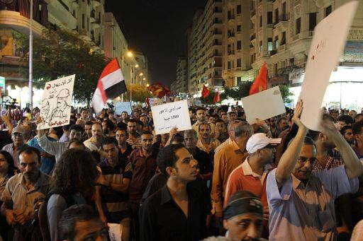 Anti_Morsi_Protest_in_Down_Town_Cairo_31_august_2012, Wiki Gigi Ibrahim
