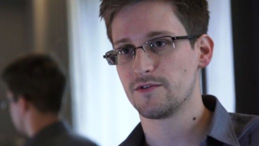 Edward Snowden's use of Lavabit is at the heart of this controversy.  Photo by Laura Poitras/Praxis Films
