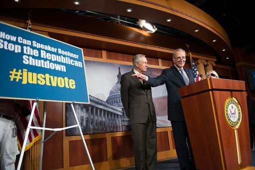 Senate_Democrats_Government_Shutdown_Press_Conference Wiki Senate Democrats