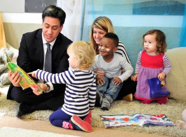 Labour leader (and future Prime Minister?) Ed Miliband going after the youth vote. Flickr image by Labour Party