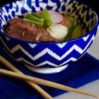 Wasabi Beef Rice Bowls