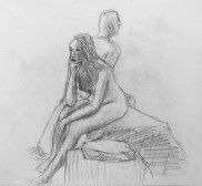 Life drawing 4, 2016