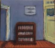 Interior, 2013. Acrylic on canvas