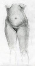 Pregant Woman 1, 1998