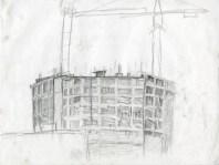 Prison Under Construction 1, 1995