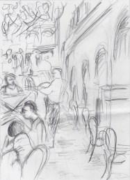 Sidewalk Cafe, 2004