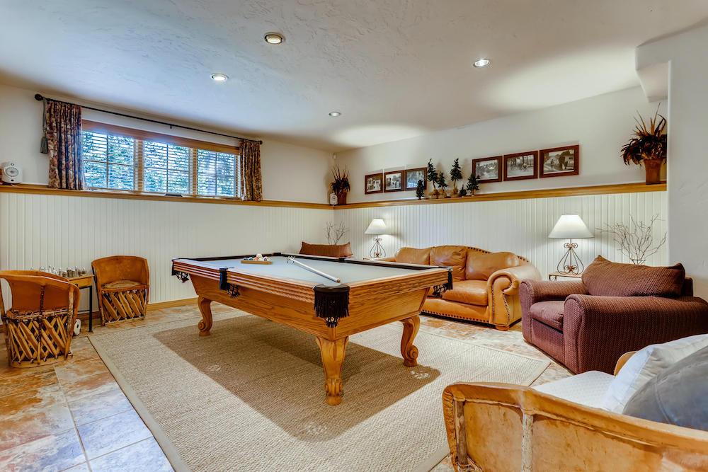 555 Wooden Canoe Dillon CO-015-018-Lower Level Family Room